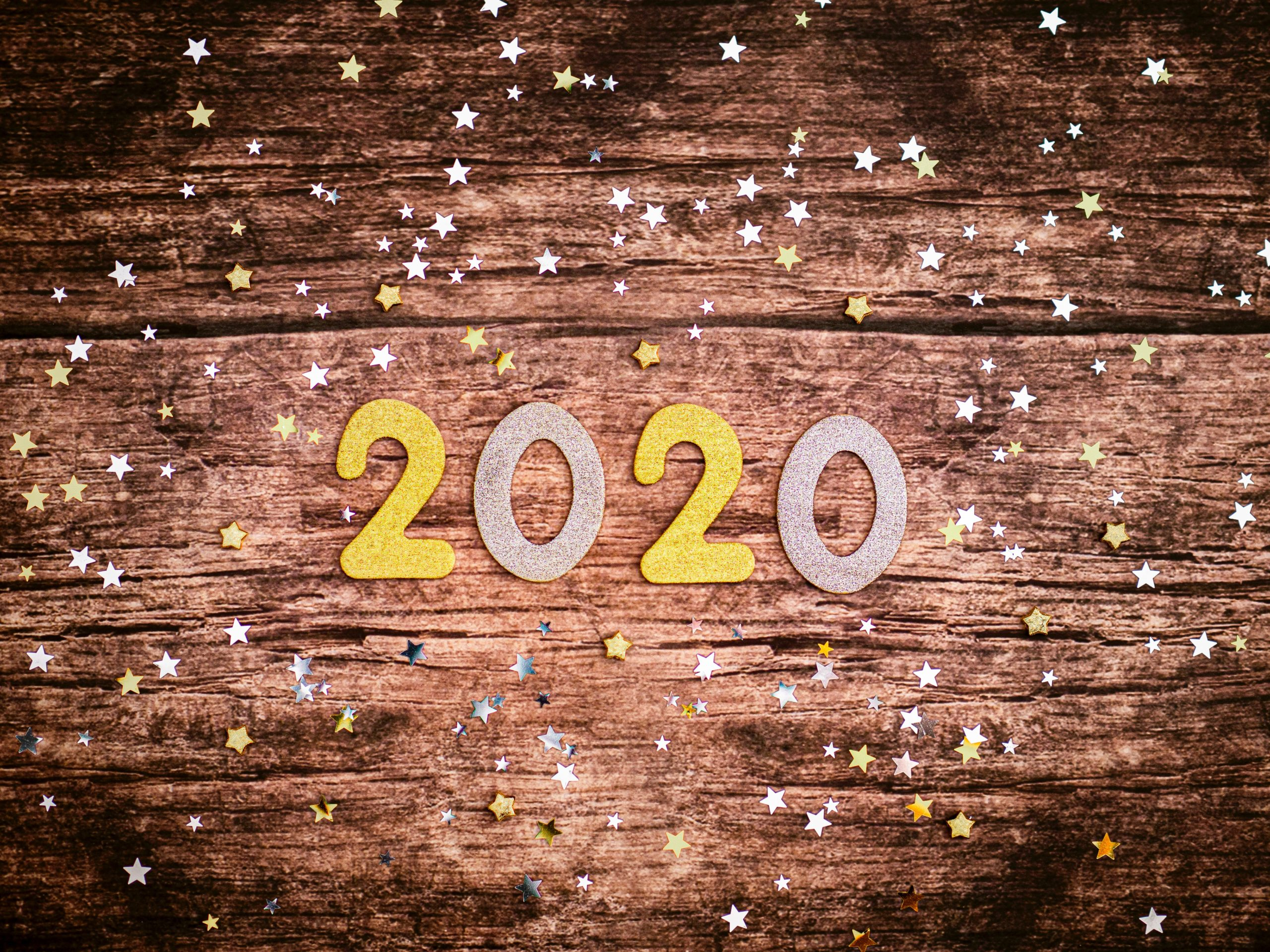 Welcome 2020 – A start of the decade
