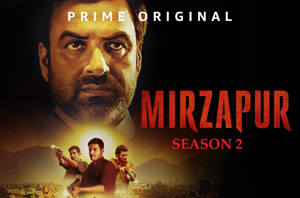 Mirzapur 2 – Disappointing Sequel, Good Performances
